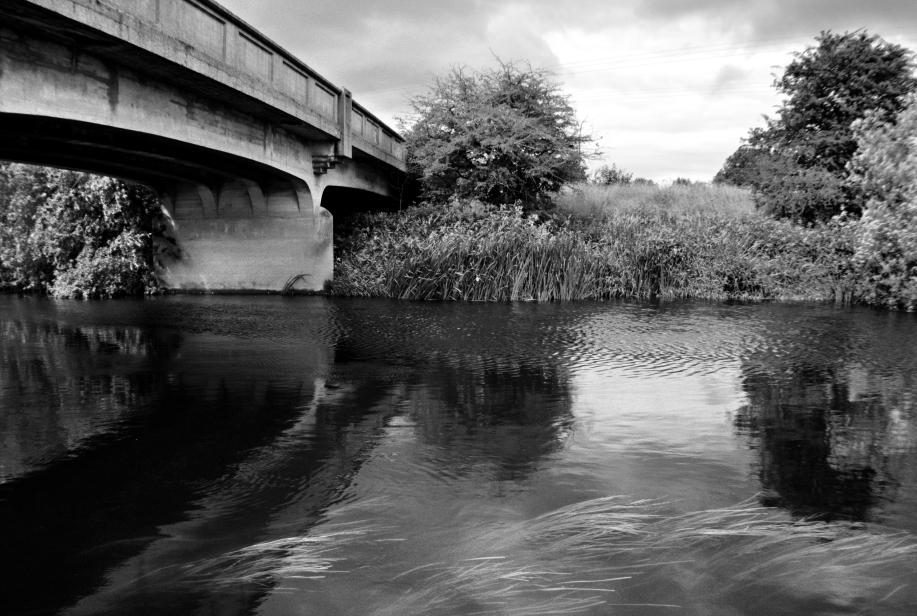 Bridge Over The River Trent
