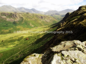 Hardknot Pass Valley
