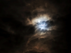 The Eye - Solar Eclipse 200315