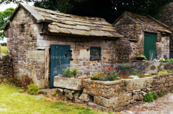 Tissington Barn
