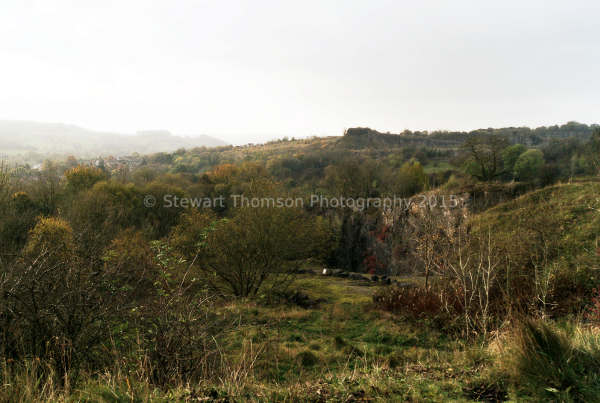 View Over Wirksworth