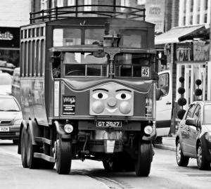 Whitby Tour Bus
